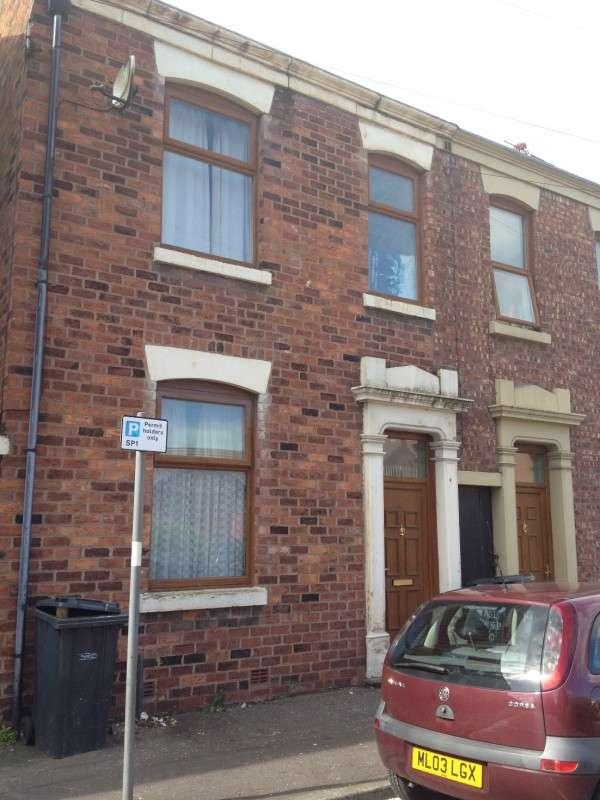 2 Bedrooms Terraced House for sale in Stanleyfield Road, Preston, PR1