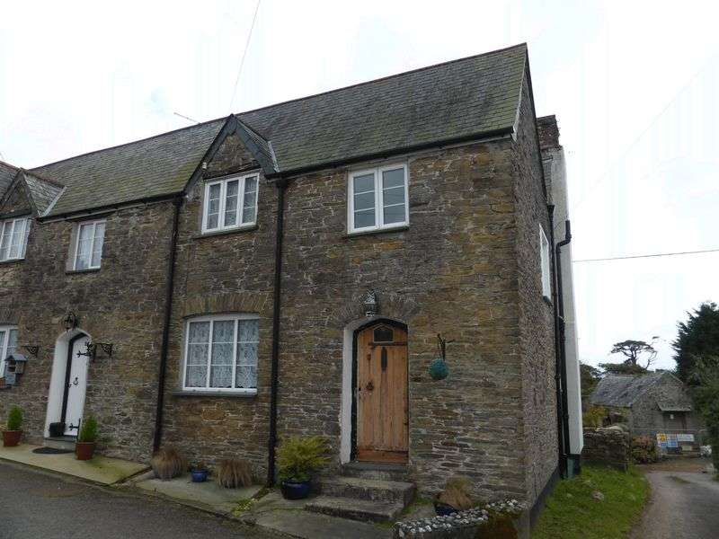 3 Bedrooms Semi Detached House for sale in Buller Terrace, Looe
