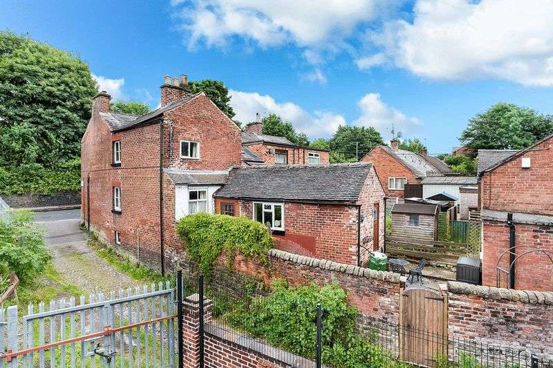 3 Bedrooms Terraced House for sale in Canal Street, Congleton
