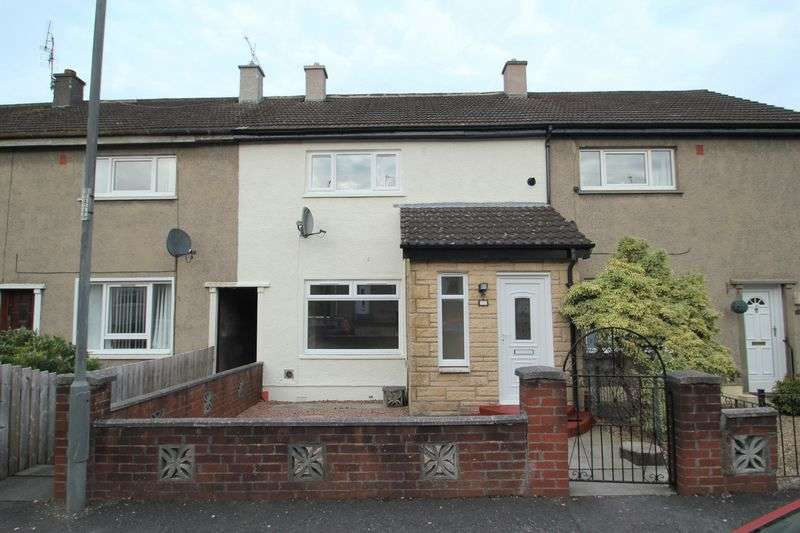 3 Bedrooms Terraced House for sale in Churchill Street, Alloa