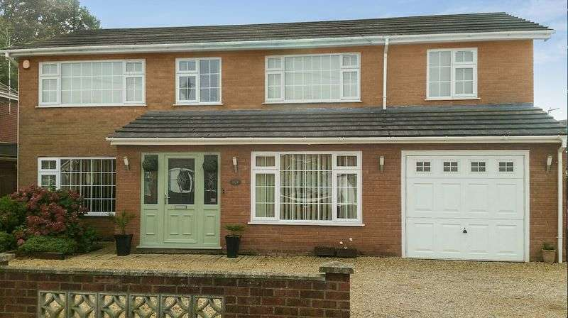 4 Bedrooms Detached House for sale in Chestnut Avenue, Spalding