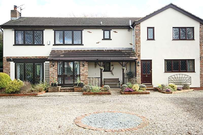 6 Bedrooms Detached House for sale in Church Fenton Lane, Ulleskelf, Tadcaster, North Yorkshire, LS24