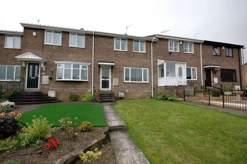 3 Bedrooms Terraced House for sale in Springside, Durham, County Durham, DH7
