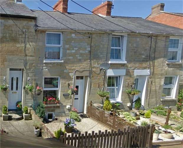 3 Bedrooms Terraced House for sale in Shelburne Road, Calne, Wiltshire