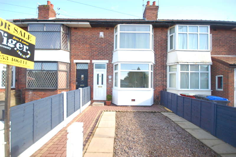2 Bedrooms Terraced House for sale in Rosedale Avenue, Blackpool