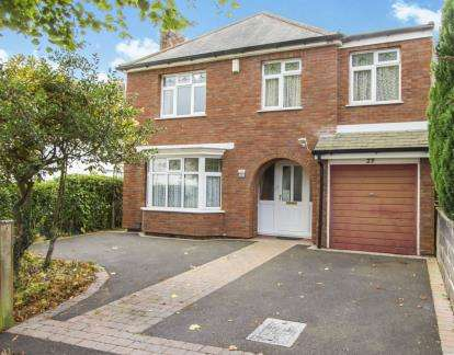 4 Bedrooms Detached House for sale in Glenmore Avenue, Shepshed, Loughborough, Leicestershire