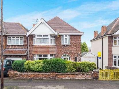 3 Bedrooms Detached House for sale in Girton Road, Sherwood, Nottingham, Nottinghamshire