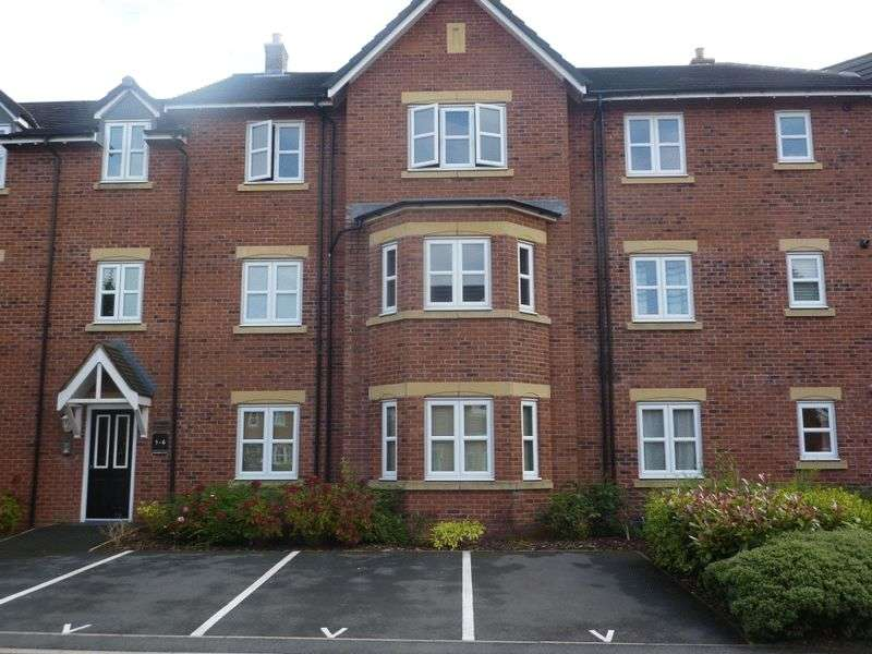 2 Bedrooms Apartment Flat for sale in Lavender Court,