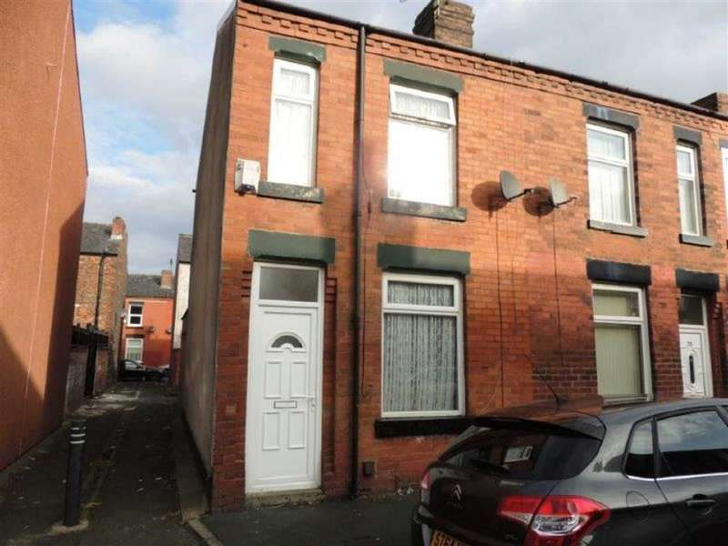 2 Bedrooms Property for sale in Godwin Street, Abbey Hey, Manchester