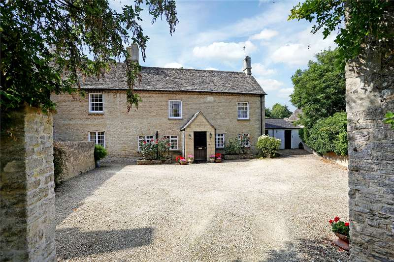 5 Bedrooms House for sale in High Street, Kempsford, Gloucestershire, GL7