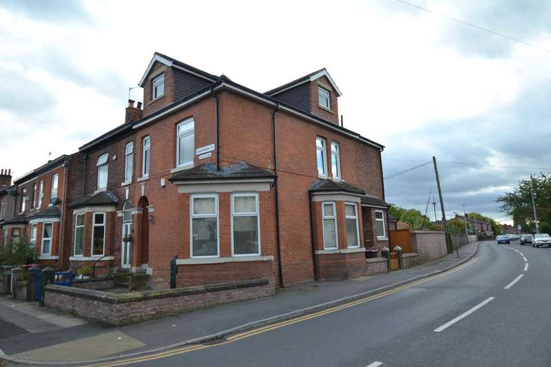 7 Bedrooms Semi Detached House for sale in Boardman Street, Eccles