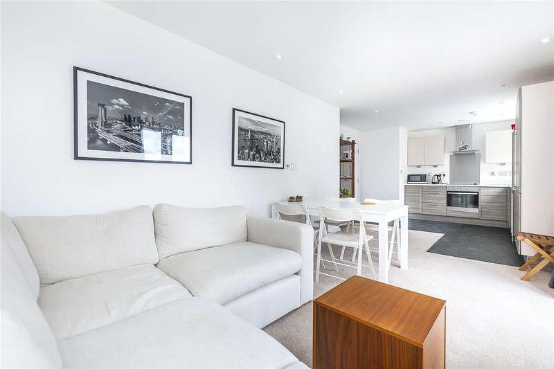 2 Bedrooms Flat for sale in Pitman Building, Arabella Street, London, SE16