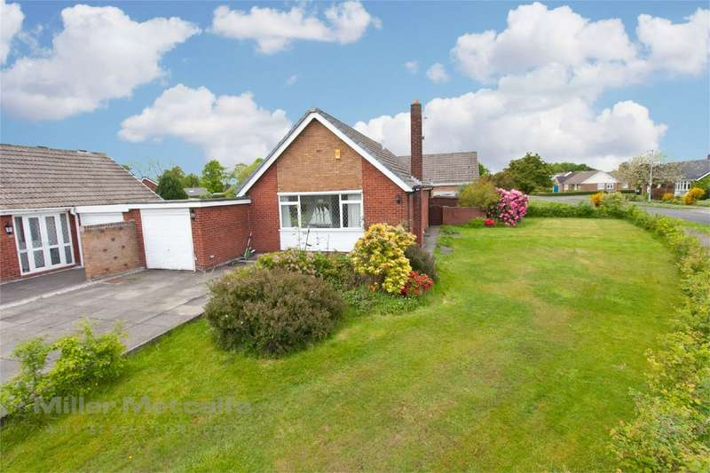 3 Bedrooms Detached Bungalow for sale in Lowther Avenue, Culcheth, Warrington, Cheshire