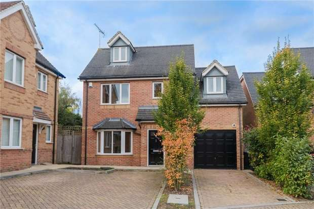 4 Bedrooms Town House for sale in 3 Linden Close, Iver Heath, Buckinghamshire