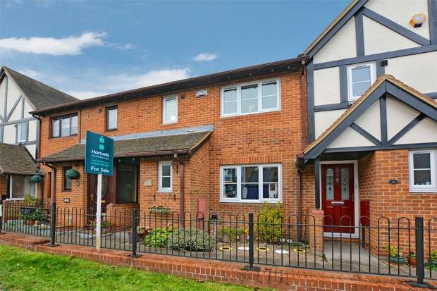 3 Bedrooms Terraced House for sale in Winslow Road, Wingrave, Buckinghamshire