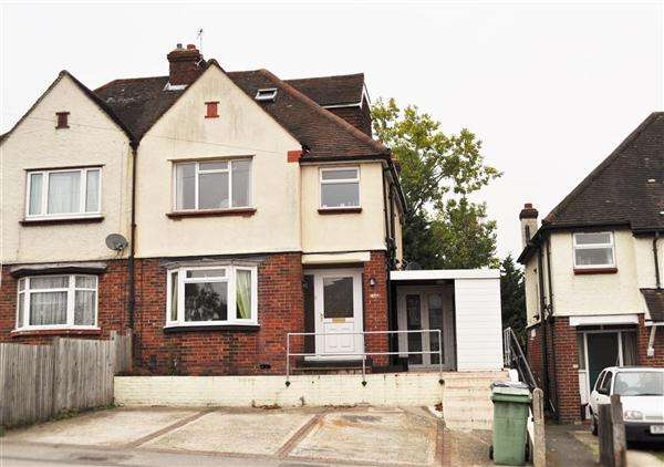 3 Bedrooms Semi Detached House for sale in Maidstone, ME15