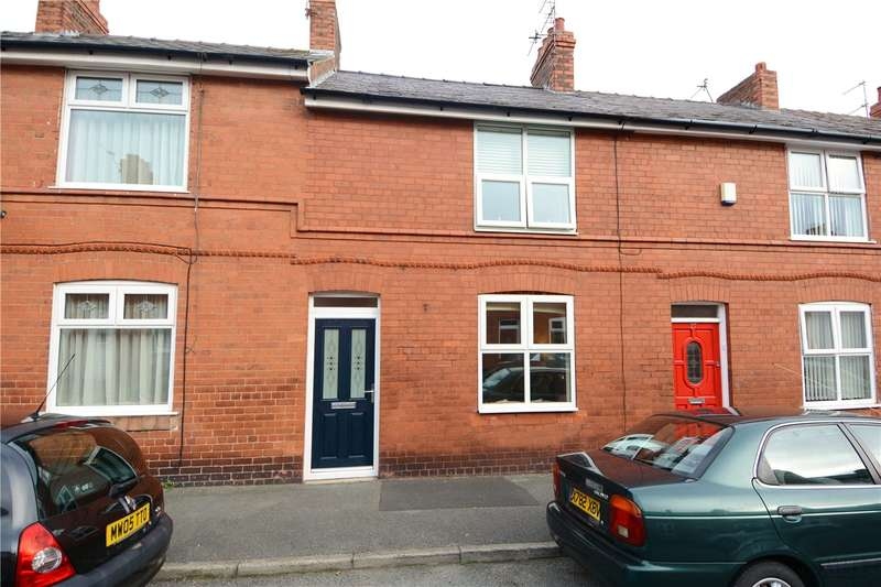 2 Bedrooms Terraced House for sale in Lee Road, Hoylake, Wirral