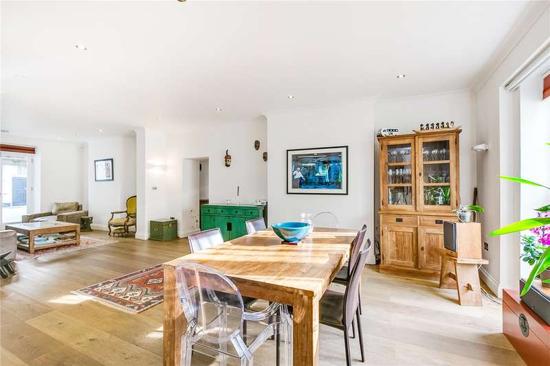 3 Bedrooms Ground Flat for sale in Westbourne Terrace Mews, London, W2