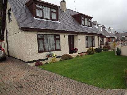 4 Bedrooms Bungalow for sale in Llanrug, Caernarfon, Gwynedd, LL55