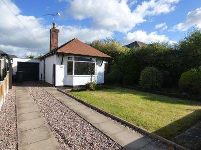 2 Bedrooms Bungalow for sale in Chester Road, Huntington, Chester, Cheshire, CH3