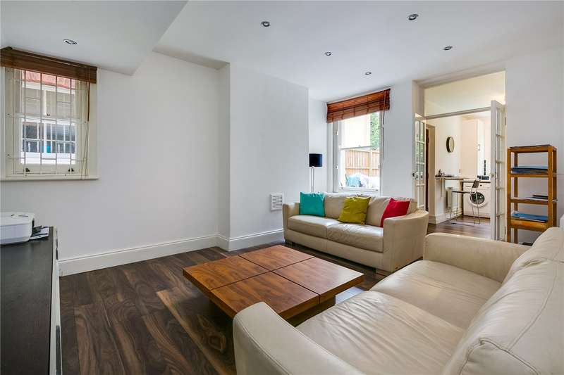 3 Bedrooms Ground Flat for sale in Palace Road, London, SW2