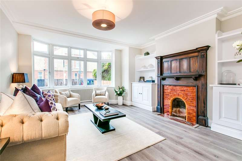 5 Bedrooms House for sale in Washington Road, London, SW13
