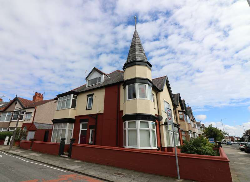 6 Bedrooms House for sale in Kinnaird Road, Wallasey