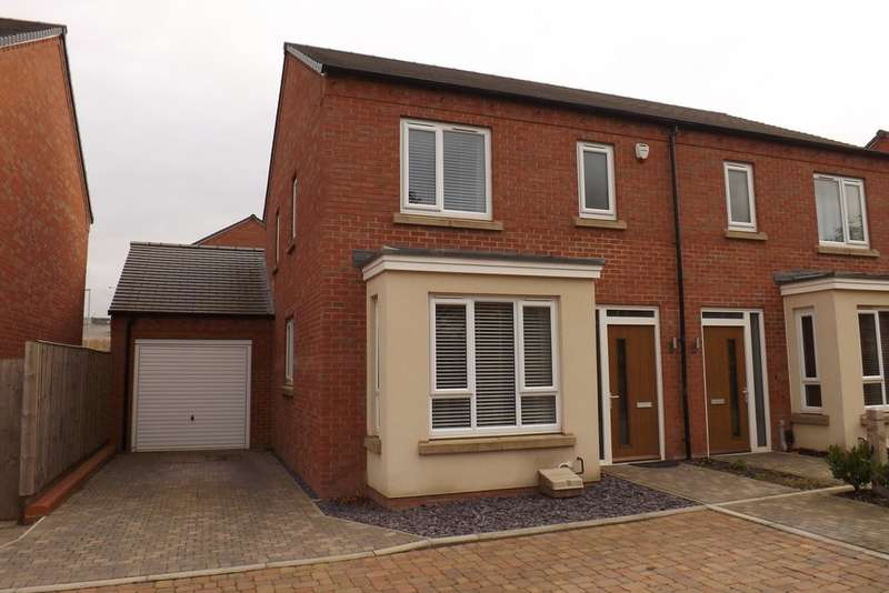 3 Bedrooms Semi Detached House for sale in Chadwick Close, Rednal, Birmingham