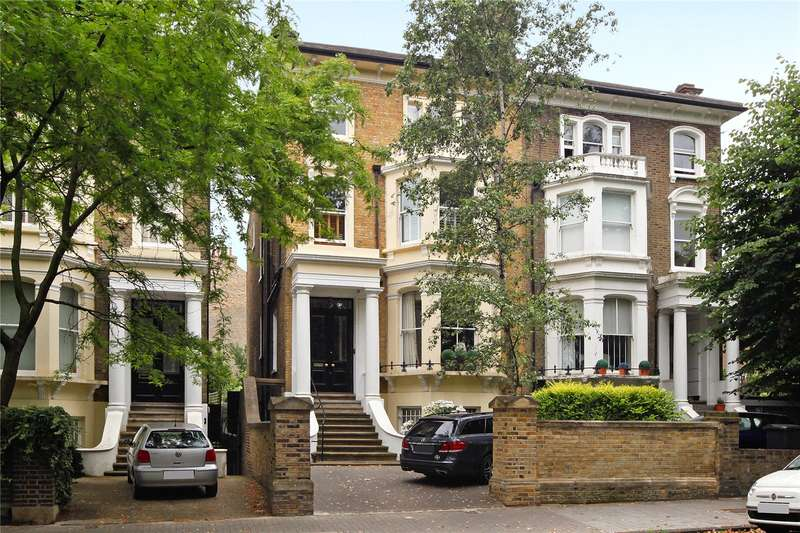 4 Bedrooms House for sale in Larkhall Rise, London, SW4