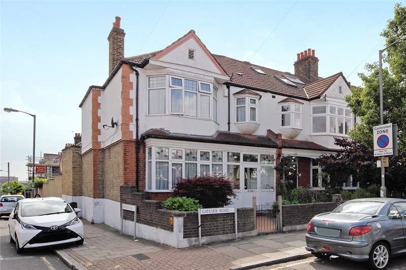5 Bedrooms House for sale in Gateside Road, London, SW17