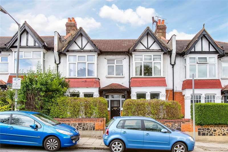 3 Bedrooms Flat for sale in Beechcroft Road, London, SW17