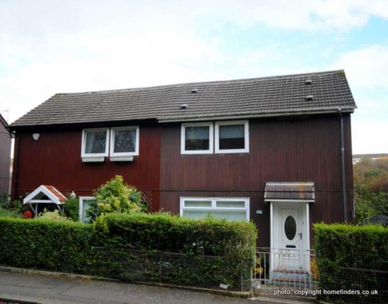 2 Bedrooms Semi Detached House for sale in Mallard Crescent, Greenock