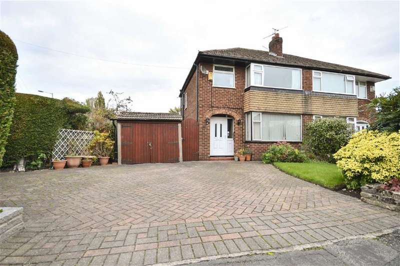 3 Bedrooms Property for sale in HASLEMERE DRIVE, Cheadle Hulme, Cheadle
