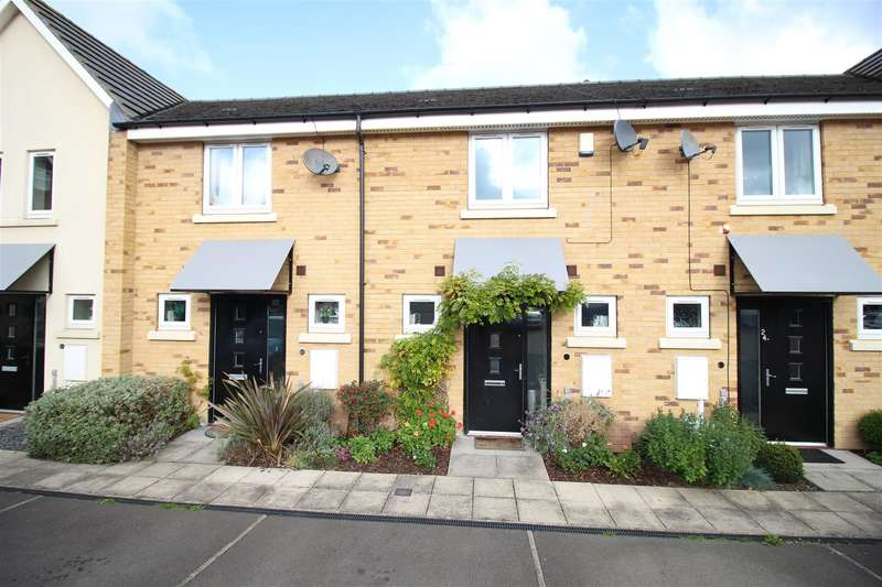 2 Bedrooms Property for sale in Alderman Close, Beeston, Nottingham