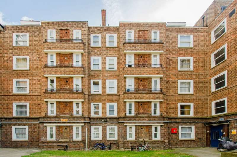 2 Bedrooms Flat for sale in Homerton High Street, Hackney, E9