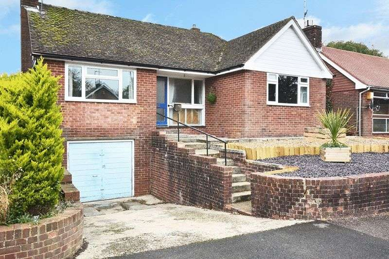 2 Bedrooms Detached Bungalow for sale in Breach Close, STEYNING