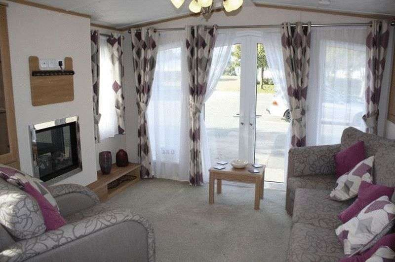 2 Bedrooms Property for sale in Plot 2, Glenfield Leisure Park, Smallwood Hey Road, Pilling, Lancashire, PR3 6HE