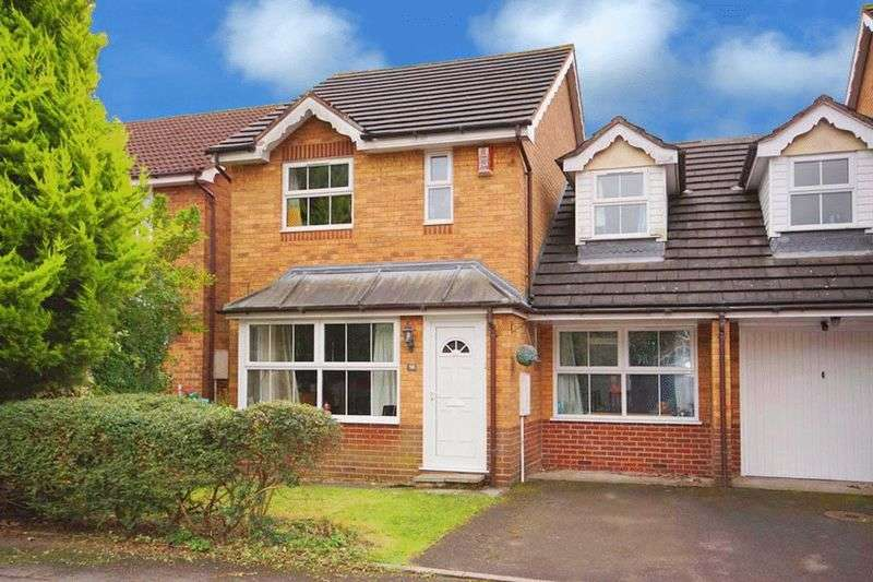 3 Bedrooms Detached House for sale in 98 Pursey Drive, Bradley Stoke, Bristol BS32 8DN