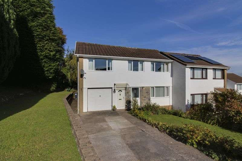 4 Bedrooms Semi Detached House for sale in St. Augustine Road, Pontypool