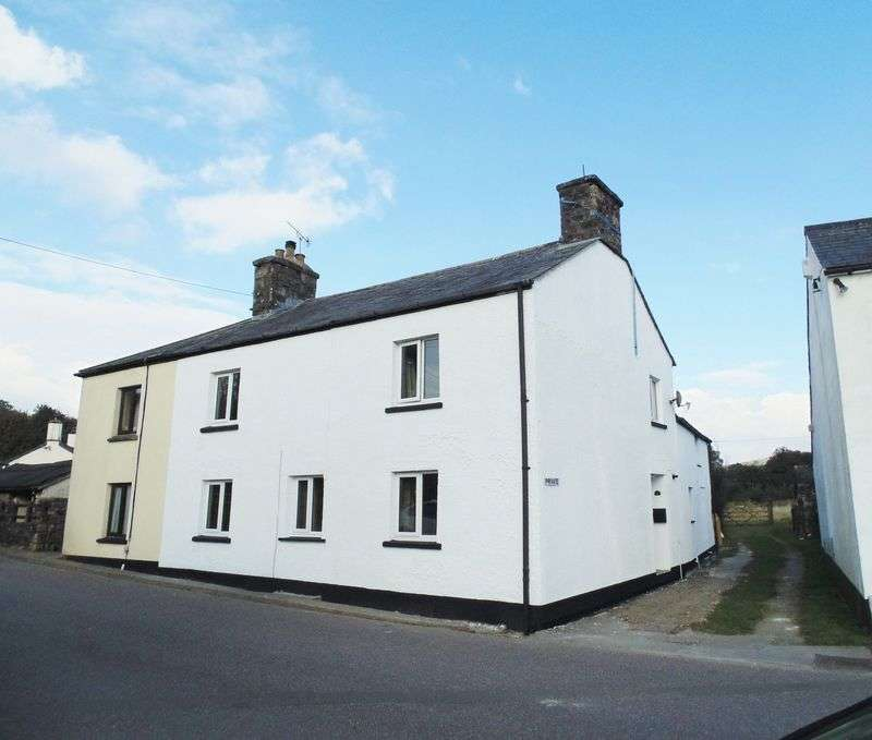 6 Bedrooms Semi Detached House for sale in Fore Street Bridestowe