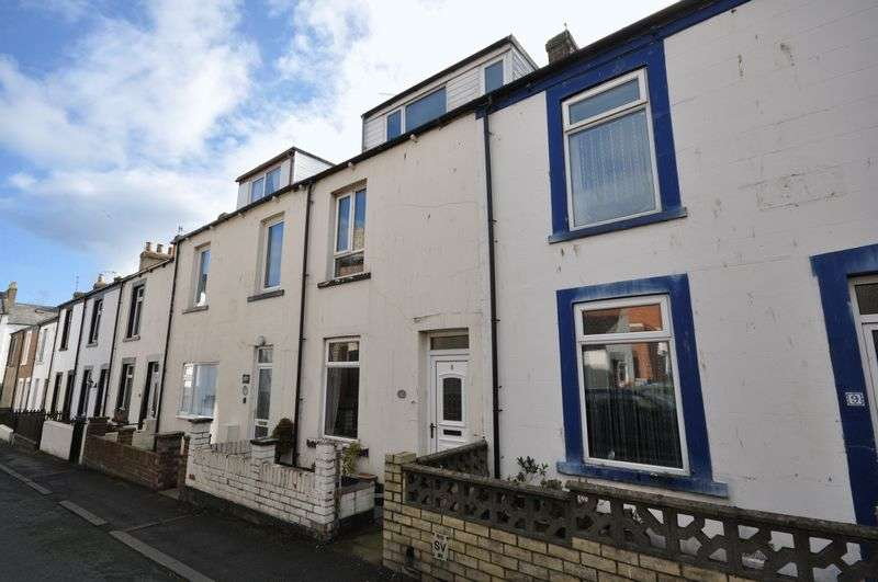 3 Bedrooms Terraced House for sale in Scoresby Terrace, Whitby