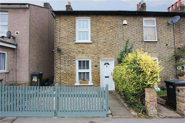 2 Bedrooms End Of Terrace House for sale in St. Peters Street, South Croydon