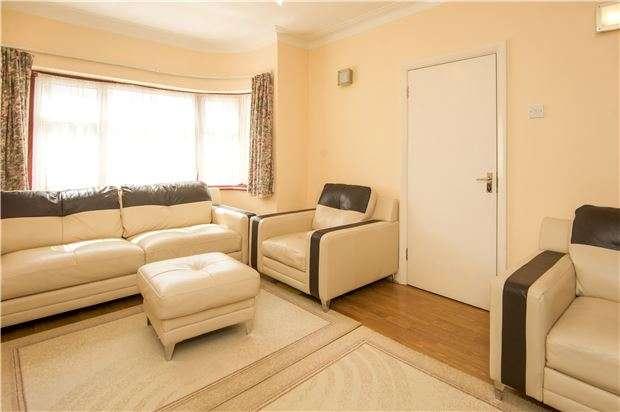 3 Bedrooms Semi Detached House for sale in Rannock Avenue, KINGSBURY, NW9 7JN