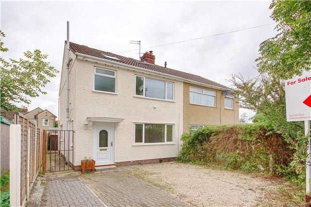 3 Bedrooms Semi Detached House for sale in Fern Road, BRISTOL, BS16 5TD
