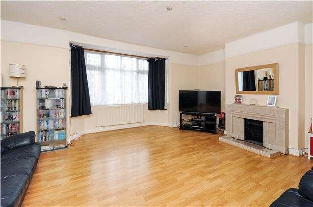 2 Bedrooms Maisonette Flat for sale in The Parade, Stafford Road, Wallington, SM6 8ND