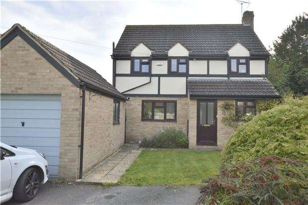 3 Bedrooms Detached House for sale in Walnut Close, Winchcombe, GL54 5QW