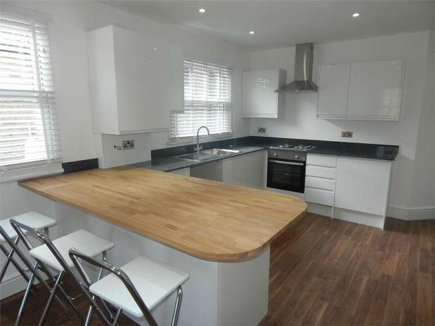 3 Bedrooms Maisonette Flat for sale in Samos Road, Anerley, London