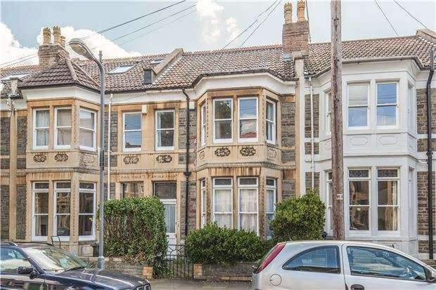 3 Bedrooms Terraced House for sale in Sefton Park Road, St Andrews, Bristol, BS7 9AL