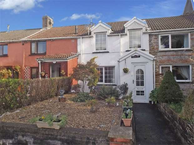 3 Bedrooms Terraced House for sale in Talbot Terrace, Maesteg, Mid Glamorgan