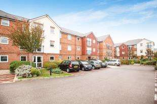 1 Bedroom Retirement Property for sale in Laurel Court, 24 Stanley Road, Folkestone, Kent